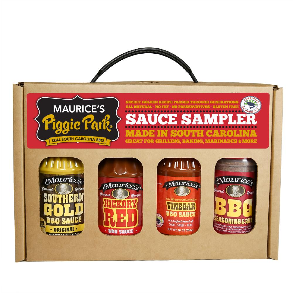 Southern Gold® Sauce Sampler